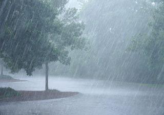 Condiciones adversas de lluvias y viento en México