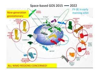 Conferencia sobre satélites meteorológicos de la NOAA