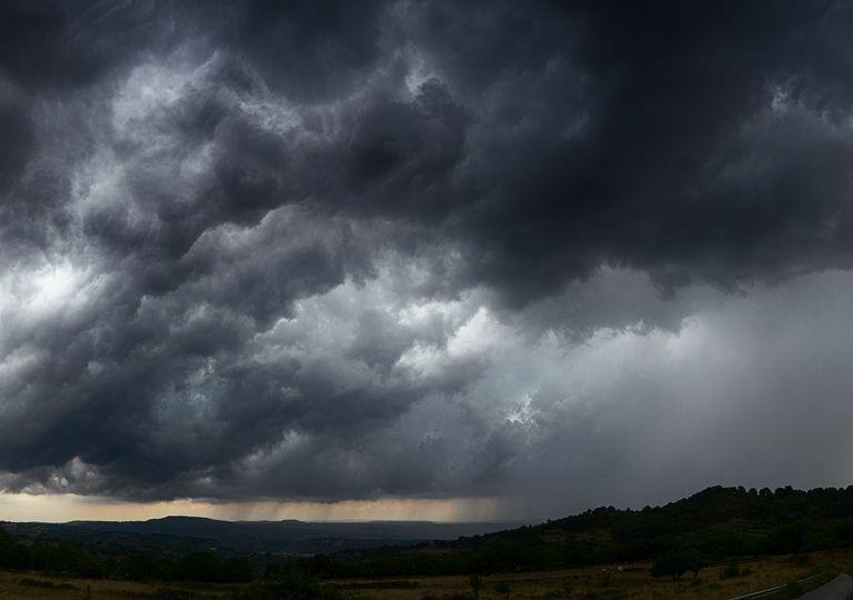 Lluvia, tormenta