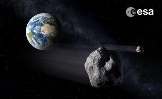 Conocer a los asteroides para evitar impactos en la Tierra