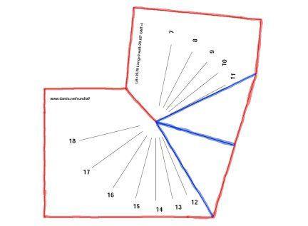a1afa1b5c284 Construye tu propio reloj de sol vertical de papel