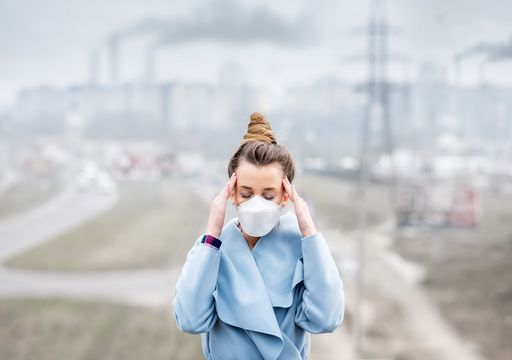 La contaminación aumenta el riesgo de padecer esquizofrenia