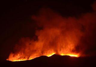 Controlan incendio en el Kilimanjaro