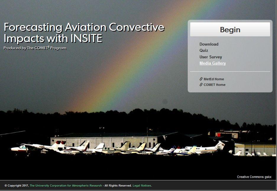 Convección, Aviación Y La Herramienta Inside