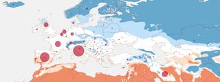 Copernicus: cómo la temperatura y la humedad afectan al coronavirus