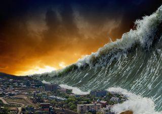 Corrente oceânica profunda cria risco de tsunami nas Ilhas Malvinas