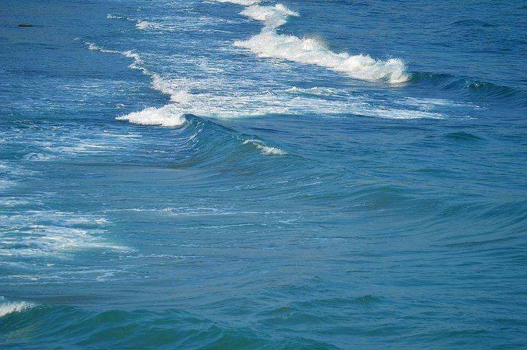 corrientes de resaca