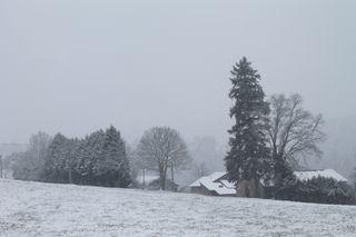 Coup de froid sur la France : les régions touchées par la neige