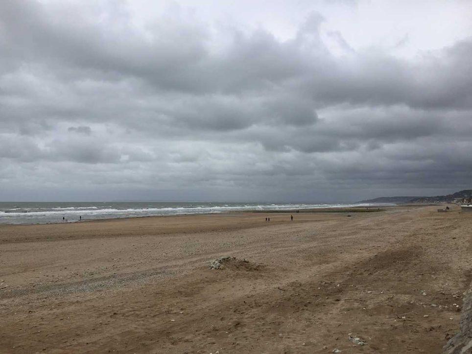Les côtes de l'ouest subiront de plein fouet le coup de vent lié à la dépression baptisée Yukon.