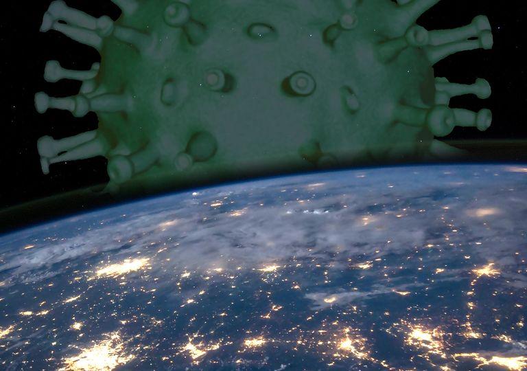 COVID-19 pode causar impactos no clima do planeta