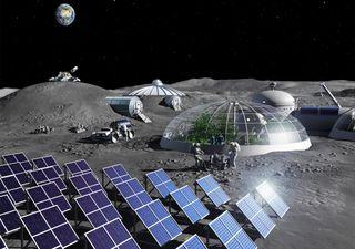 Große Entdeckung: Erzeugung vom Sauerstoff aus Mondstaub