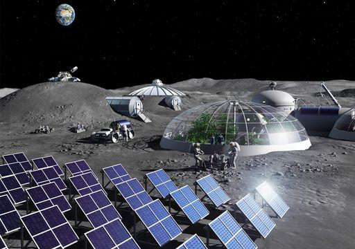 Gran descubrimiento: crean oxígeno a partir del polvo lunar