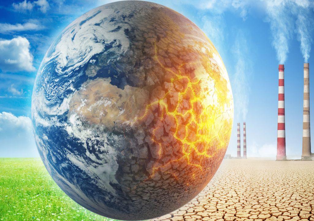 crise climática; aumento das temperaturas