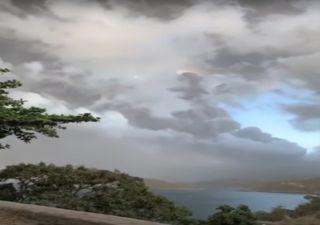 Krise in St. Vincent und den Grenadinen: neuer heftiger Vulkanausbruch
