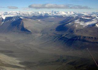 Alucinante: un sitio donde no llueve desde hace millones de años