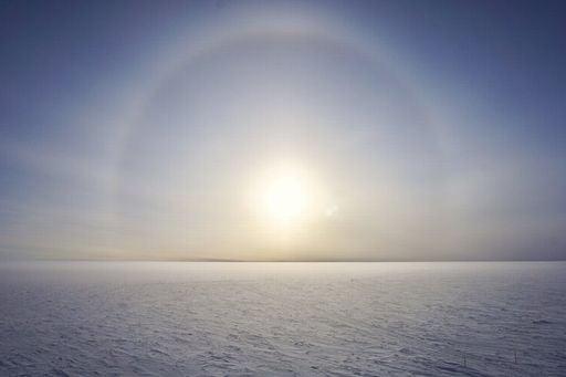 Cuando calienta el Sol