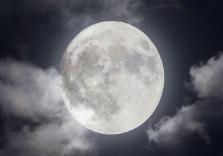 Kurios: Die Nacht als der Mond plötzlich verschwand!