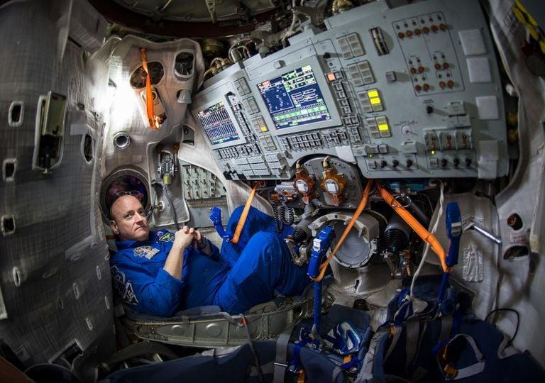 Scott Kelly NASA astronauta Aislamiento social cuarentena Coronavirus COVID19 Pandemia