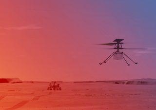 Helicóptero Ingenuity Mars, ¿cuándo será su primer vuelo en Marte?