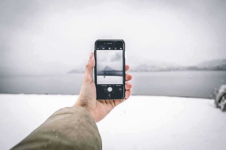 La bajas temperaturas afectan a nuestro móvil, cámara o portátil.