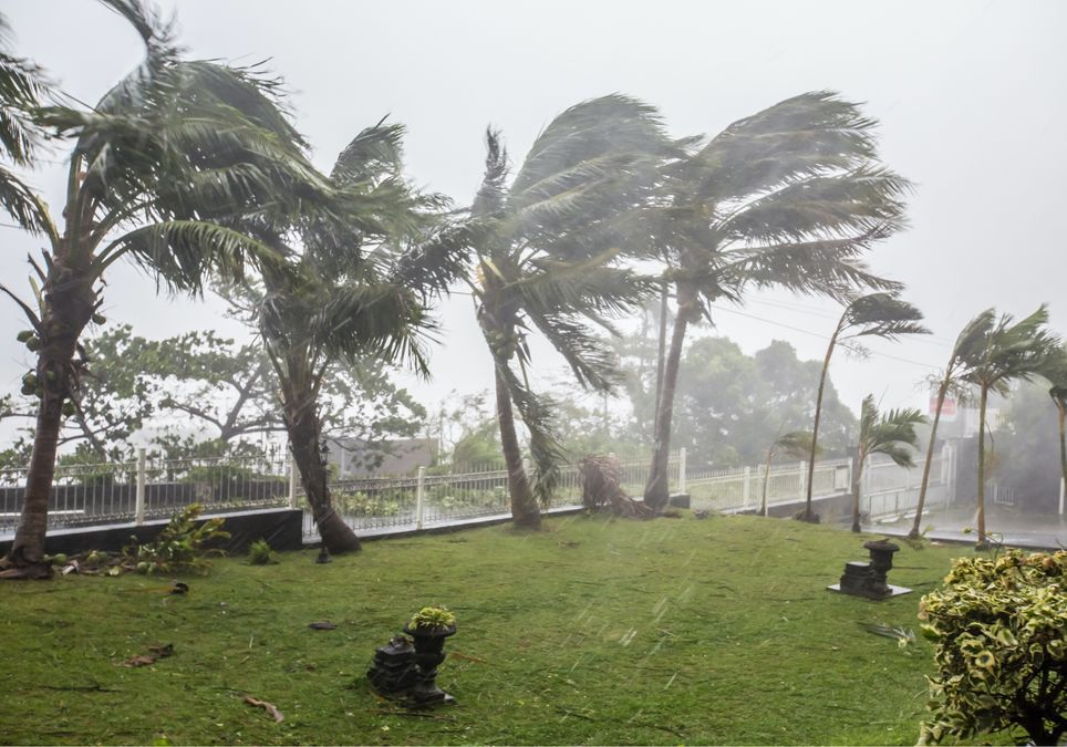 Ciclone Niran: venti fino a 200 km/h in Nuova Caledonia!