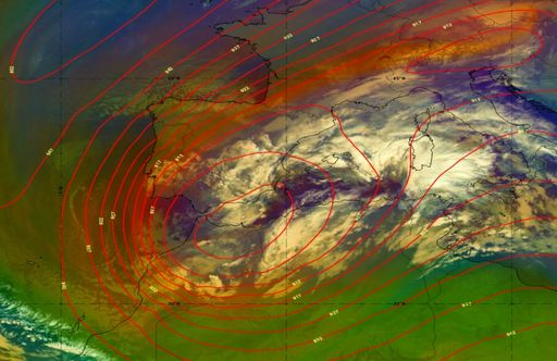 Dana/Cut-off low: climatología de latitudes medias y variabilidad