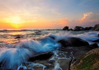 Das Ausmaß der Erderwärmung lässt sich anhand der Ozeane ausmachen