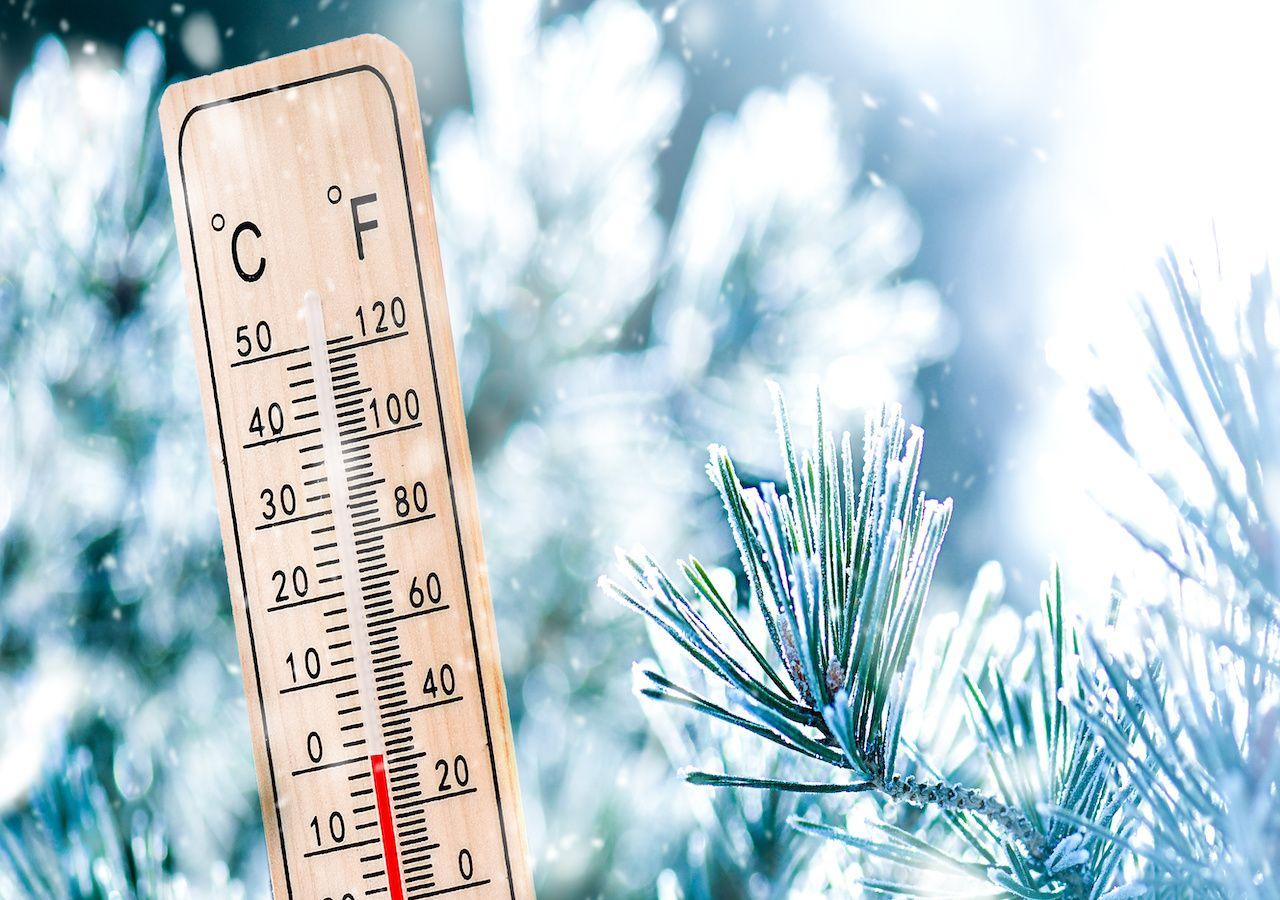 Wetter Dezember