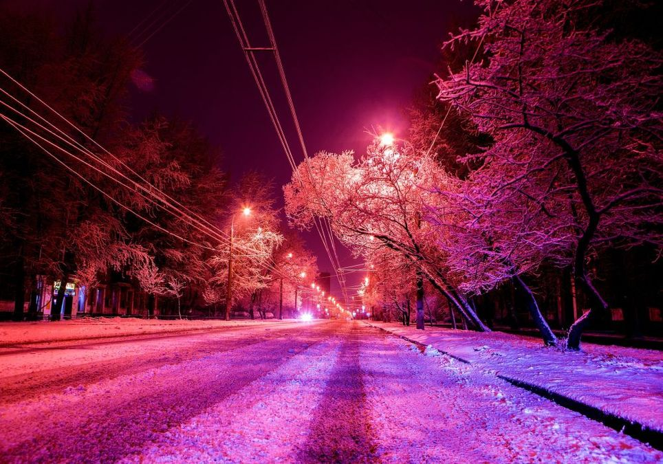 Sibirische Kälte?