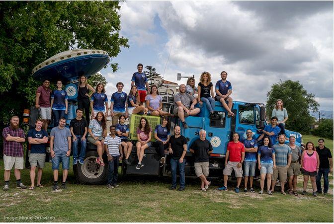 De Barcelona A Córdoba (Argentina): Estudiando Las Tormentas Más Grandes Del Mundo Con El Proyecto Relampago. Parte I