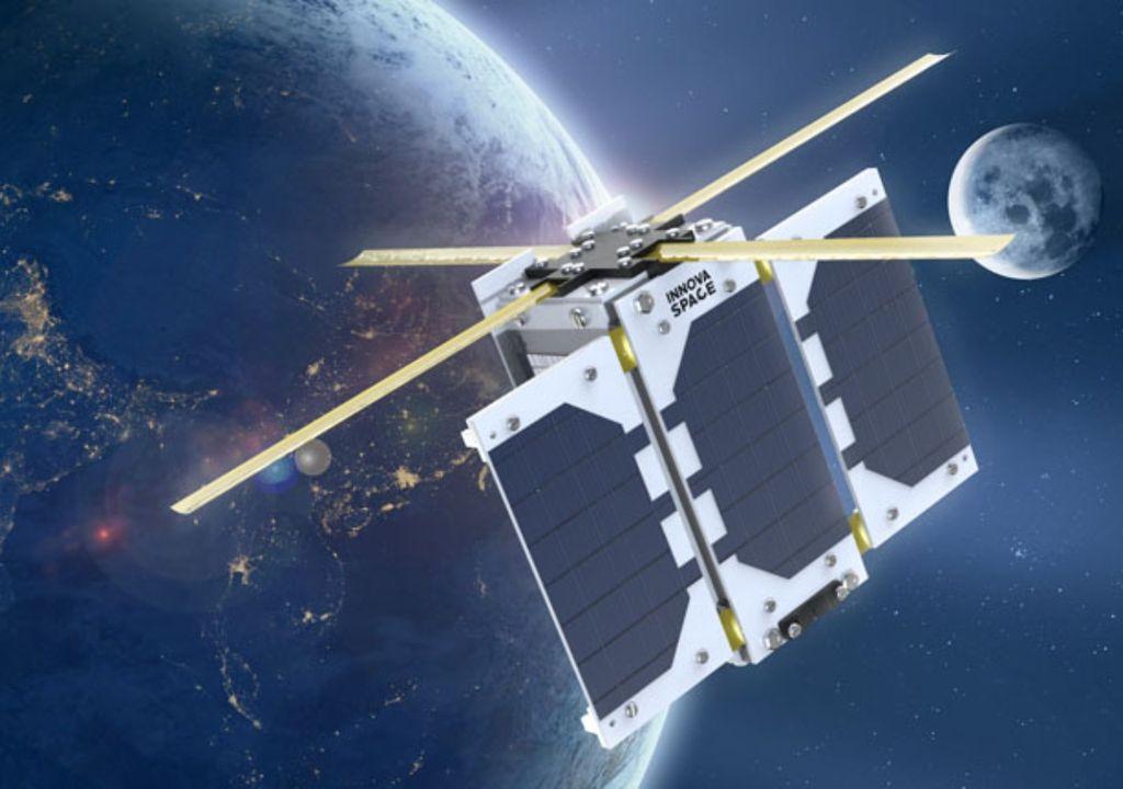 satelite, argentina