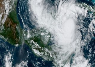"""""""Delta"""" golpeará con fuerza el noreste de la península de Yucatán"""