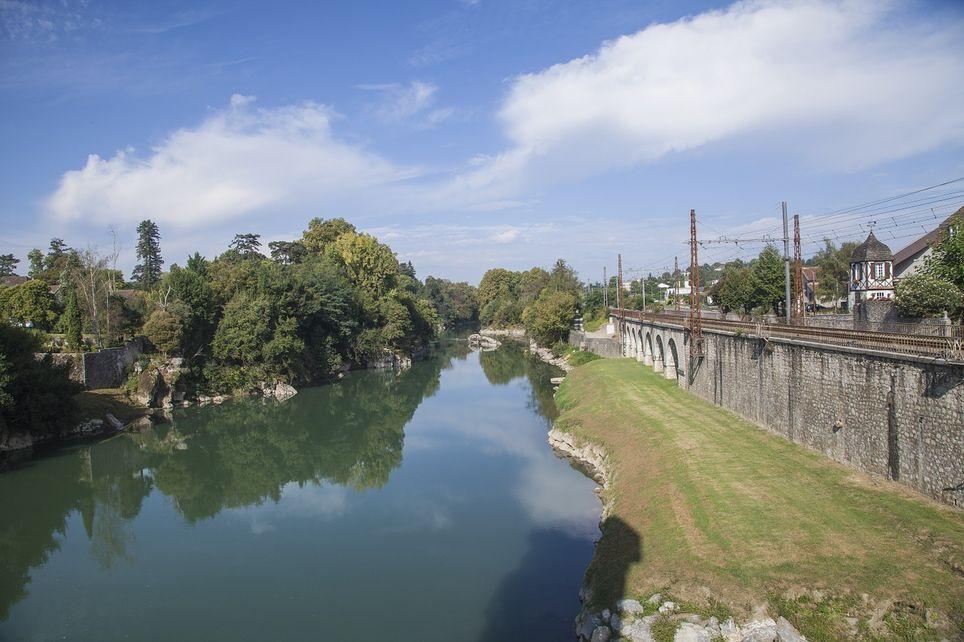 Inondations exceptionnelles dans le Béarn — Intempéries