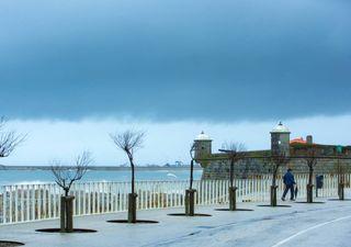 Depressão Norberto afastou-se, mas vento, mar agitado e neve continuam