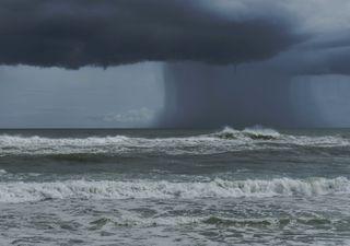 Depressão Tropical 'Bertha' atingiu os Estados Unidos da América