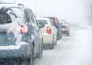 Schneewalze am Sonntag! Neuschnee für alle?