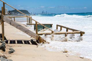 Mitad de las playas en el mundo podrían desaparecer hasta 2100