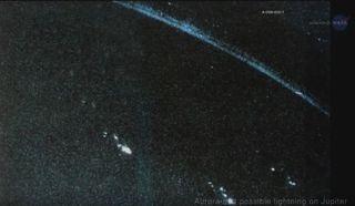Descargas eléctricas en el sistema solar