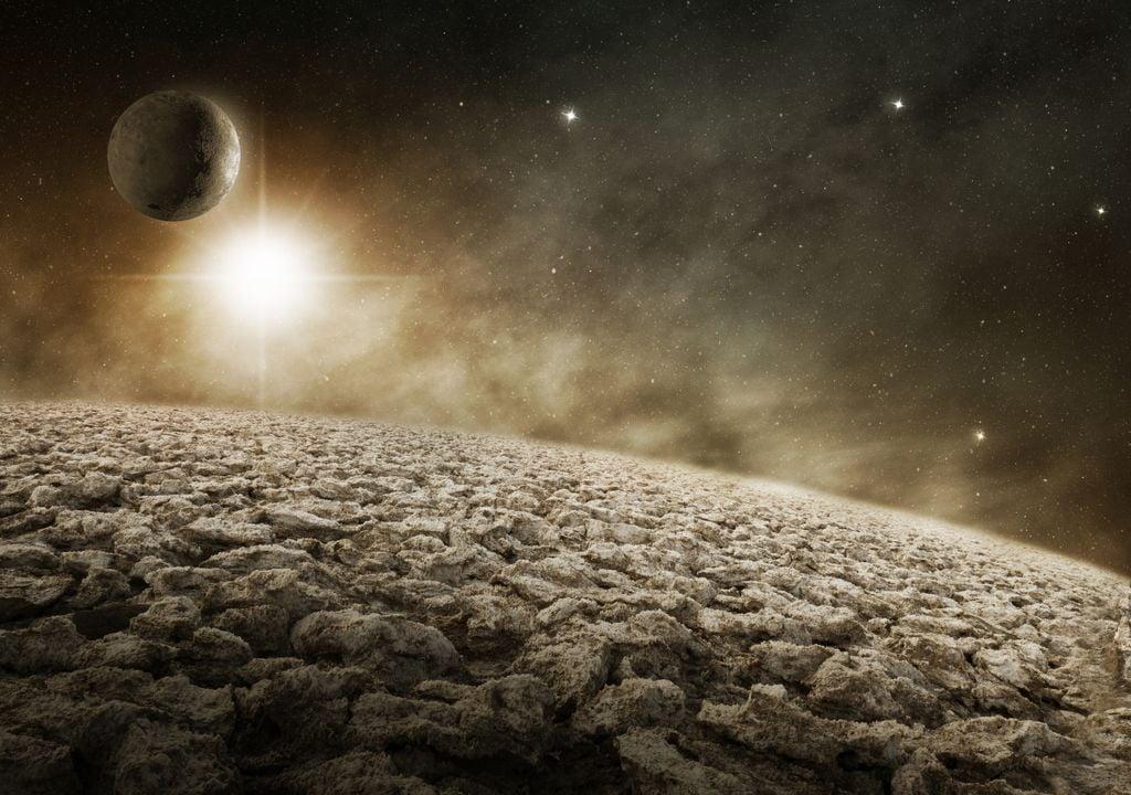 planeta rochoso; planeta 9; sistema solar; nono planeta; novo planeta