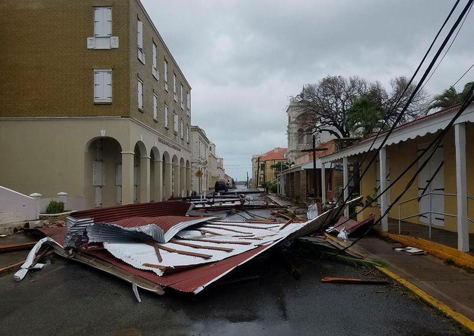 Hurrikan Maria 2017