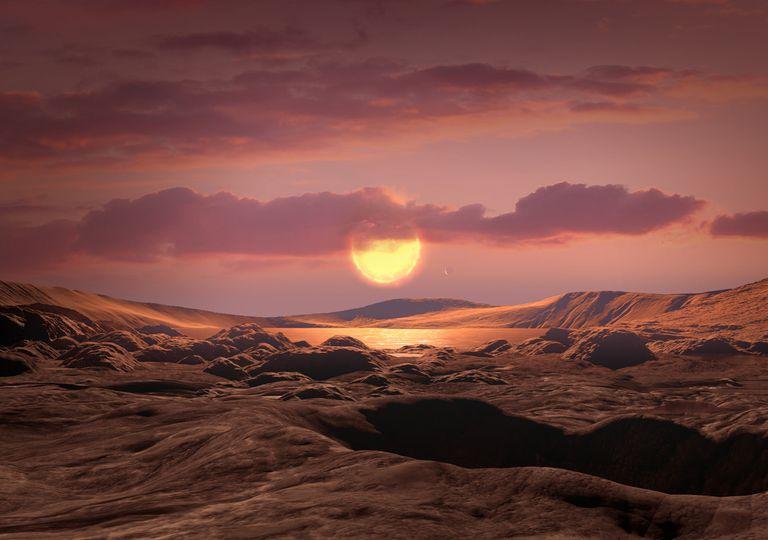 Kepler 1649c landscape.
