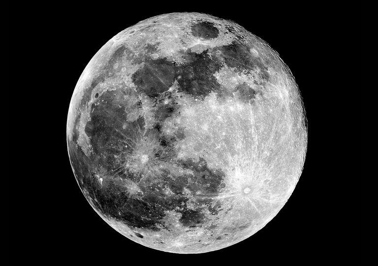 La Luna se está oxidando