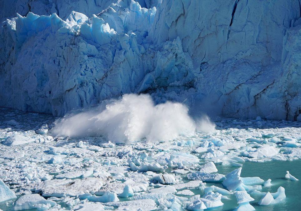 Antártida y el cambio climático