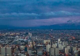 Desde 2006: Santiago registra el julio más lluvioso en 14 años