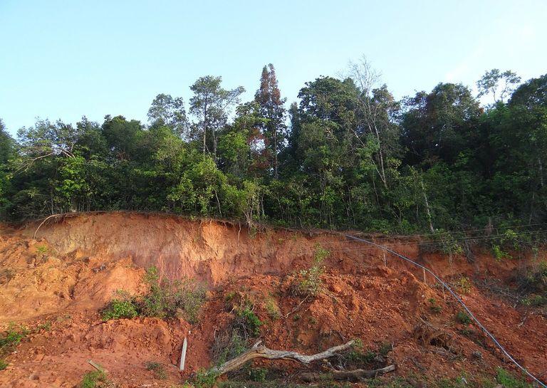 Deslizamiento de tierra