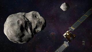Desviando asteroides peligrosos