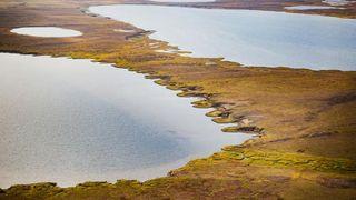 Detectados puntos de emisión de metano en el Ártico