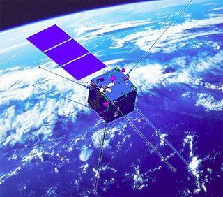Detectando precursores de terremotos desde el espacio