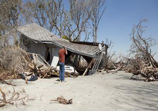 Imágenes del devastador paso del huracán Iota por Centroamérica