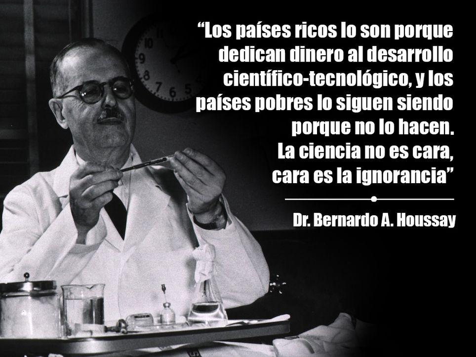 Dr. Houssay